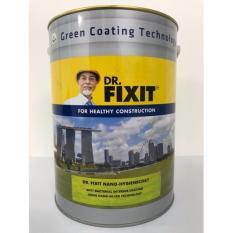 Dr Fixit Nano Hygienecoat Cloudy Blue 5L For Sale