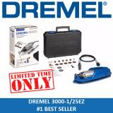 Purchase Dremel 3000 1 25 Multitool Online