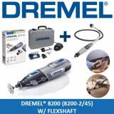 Price Dremel 8200 2 45 With Flexshaft Singapore