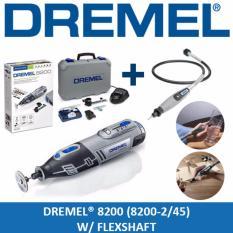 Best Reviews Of Dremel 8200 2 45 With Flexshaft