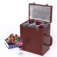 Dress packaging box wine box