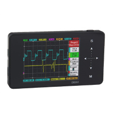 Coupon Ds202 3 Tft Lcd Portable Pocket Digital Oscilloscope Black