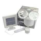 Sale Dual Double Two Head Solar Power 22Led Pir Motion Sensor Security Light Lamp Intl Oem Online