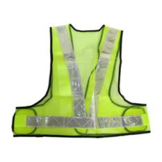 Dual Opening Reflective Safety Vest [green Cowboy] By Hardwarecity Online Store.
