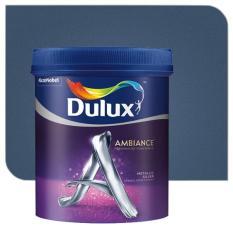 New Dulux Ambiance Metallic Silver 50Bb 08 171