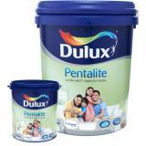 Price Dulux Pentalite 5L Pl 2192 Lily White Dulux