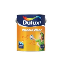 Sale Dulux Wash Wear 1 L A902 Line Ww 25748L Morning Dew Dulux