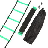 Durable 12 Rung 18 Feet 6M Agility Ladder For Soccer Speed Training Intl Shopping