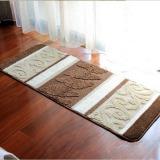 Durable Antiskid Kitchen Floor Mat Water Absorbent Bathroom Carpet Wear Resisting Suction Pads Long Hallway Door Mat Coffee 45 X 120Cm In Stock