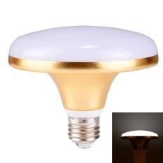 E27 18W Smd5730 Ufo Shape Energy Saving Waterproof Dustproof Anti Mosquito Led Flying Saucer Lamp Ac 220 240V White Light Intl Review
