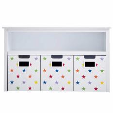 Easy Reach Storage - Rainbow Star Drawers