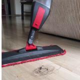Easy Red Spray Mop Free 3 Microfibre Cloths 1 Brush Shop