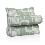 Price Comparison For Car Office Waist Back Pad Sofa Cushion