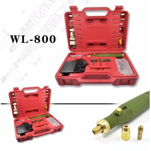 Electric Dremel Rotary Power Tool Variable Speed Mini Drill AC100-240V 18V - intl