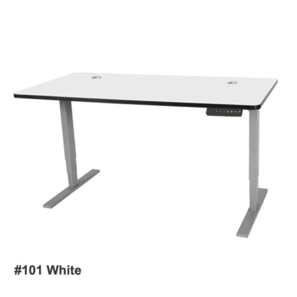 Ergoworks Electric Height Adjustable Desk With Memory Setting Ergoworks Ew-0223S