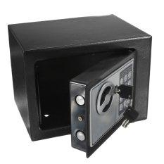 Electronic Safe Box Digital Security Keypad Lock Office Home Hotel US Black - intl