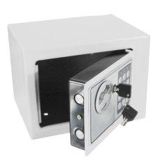 Electronic Safe Box Digital Security Keypad Lock Office Home Hotel US White - intl