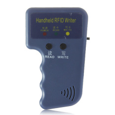 Best Price Em4100 125Khz Rfid Handheld Id Card Copier Writer Duplicator With 6 Writable Tags 6 Writable Cards