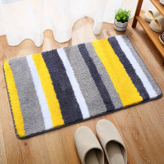 Compare Price Indoor Suede Bathroom Non Slip Coaster Mat On China