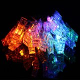 Buy Er Chen 2M 20Leds Battery Operated Clip Led String Fairy Lights For Holiday Xmas Decoration Intl Cheap On China