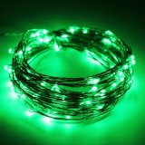 Cheaper Er Chen Tm Led String Lights 10M 100 Leds Copper Wire Lights Waterproof Starry String Lights Decor Rope Lights For Seasonal Decorative Christmas Holiday Wedding Parties Intl