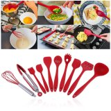 Cheap Era 10 Piece Set Home Kitchen Silicone Cooking Utensil Set Kitchen Cooking Tools Intl Online