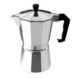 Buy Era Aluminum 8 Angle Moka Espresso Cup Continental Moka Percolator Pot 3Cup 6Cup Intl Online