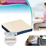 Price Comparison For Era Comfortable Memory Foam And Gel Combination Cushion Seat For Chair Car Office Intl
