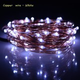 Discount Erchen 10M 100Led Copper Wire Led String Light With 12V1A Uk Plug Adapter For Decoration Garden Fairy Lights White China