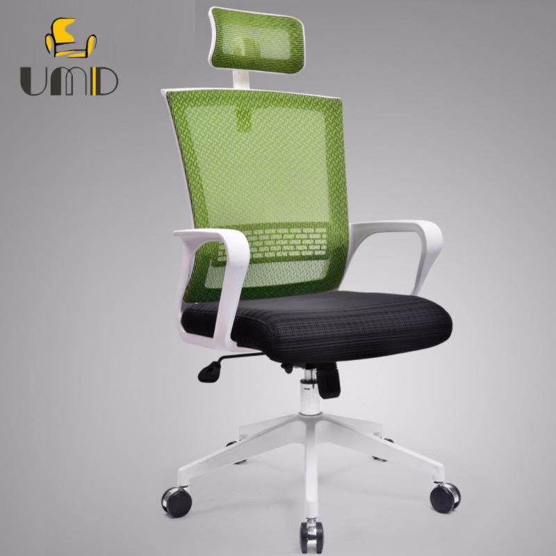 UMD Ergonomic mesh chair Q8 (white frame) Singapore