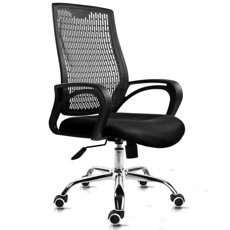 Ergonomic Mesh Office Chair S2(Black Colour) Singapore