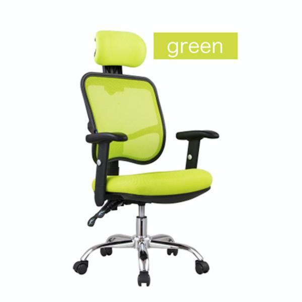 (1 Year Warranty) UMD Ergonomic mesh office chair with steel base & adjustable headrest / backrest/ armrest design Singapore