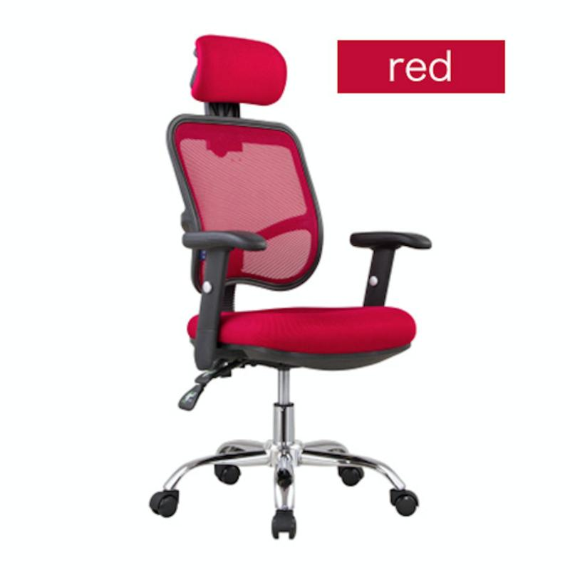 (Free Installation/1 Year Warranty) UMD Ergonomic mesh office chair with steel base & adjustable headrest / backrest/ armrest design Singapore