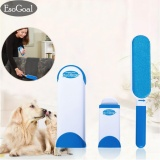 Compare Esogoal Pet Fur Lint Remover With Self Cleaning Base Double Sided Brush Removes Dog Cat Hair From Clothes Furniture Intl