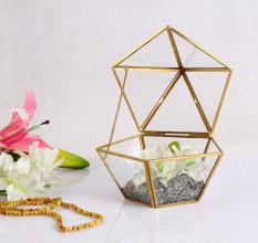 Shop For Eternal Life Big Five Angle Geometric Body Glass Greenhouse