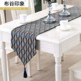 Modern European And American Dining Table Cloth Decorative Coffee Table Cover Cloth Table Runner Reviews