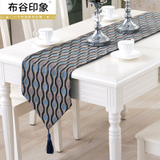 Best Reviews Of Modern European And American Dining Table Cloth Decorative Coffee Table Cover Cloth Table Runner