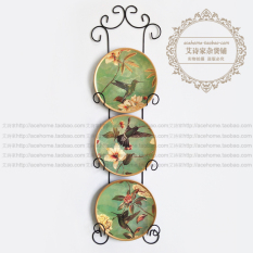 European Style Ceramic 58 Wall Plate