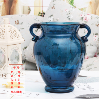 Price Rich Color European Transparent Glass Vase Oem Original