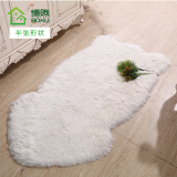 Buy European Imitation Wool Sofa Carpet Whole Zhang Sheepskin Wool Cushion Windows And Pad Living Room Bedroom Couch Bed Blanket Oem Online