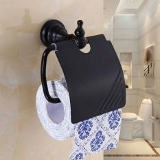 Cheap European Style Copper Black Towel Hook Towel Rack Bathroom Shelves Shelf Toilet Rack Towel Rack Intl Online