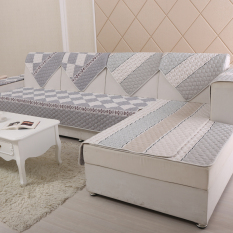 Buy European Style Double Sided Quilted Sofa Cover Online