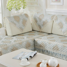 Retail Fabric Four Seasons Luxury Sofa Cover Sofa Pad