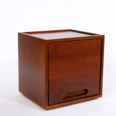 European Style Storage Box Yuanmu Living Room Wooden Cabinet Price