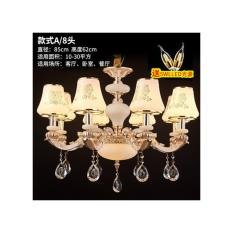 RC-Global European Style Deluxe Chandelier 欧式豪华水晶吊灯  RC-D11(8 heads, including delivery & installation, 8 头包安装)
