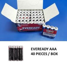 Lowest Price Eveready Aaa X 40Pcs