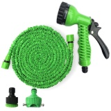 Shop For Expandable Telescopic Garden Hose Multifunctional Water Pipe 25Ft 50Ft 75Ft 100Ft 125Ft Green 75Tf Intl