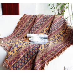 Cotton American sofa mat towel blanket sofa cover