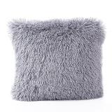 Fabricmcc Decorative Super Soft Plush Mongolian Faux Fur Throw Pillow Cover Cushion Case Intl Price Comparison