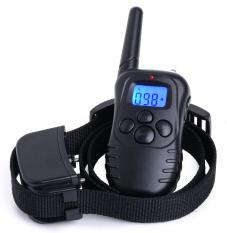 Buy Fancytoy Bluescreen Waterproof Remote Shock Rechargeable Lcd Pet Dog Training Collar Eu Plus Online